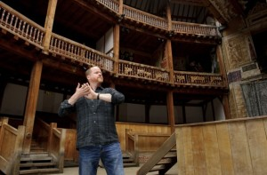 Joss Whedon at the Globe